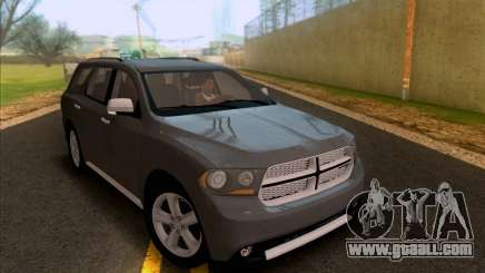 Dodge Durango Citadel 2013 for GTA San Andreas