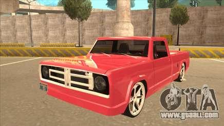 Modified Sadler for GTA San Andreas