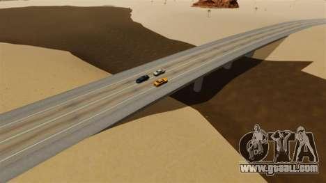Destination Deserted City for GTA 4 sixth screenshot
