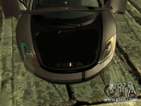 McLaren MP4-12C WheelsAndMore for GTA San Andreas side view