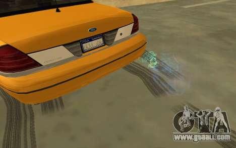 GTA V to SA: Realistic Effects v2.0 for GTA San Andreas