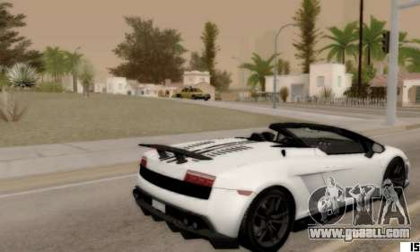 ENB VI for Low PCs for GTA San Andreas second screenshot