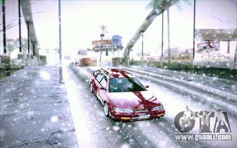 Honda Accord Wagon for GTA San Andreas side view