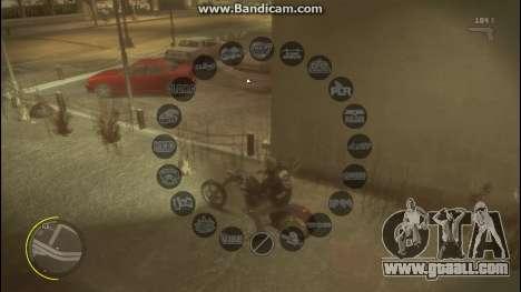 GTA V Radio HUD for GTA 4