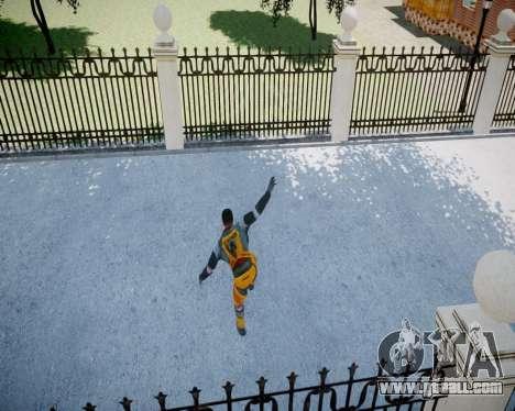 Gordon Freeman for GTA 4 tenth screenshot