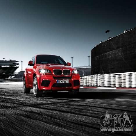 BMW boot screen for GTA 4 ninth screenshot