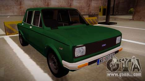 Zastava 128 1995 for GTA San Andreas right view