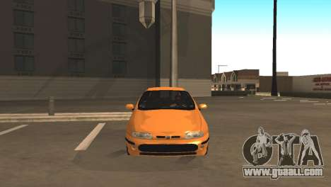 Fiat Bravo 16v for GTA San Andreas back left view
