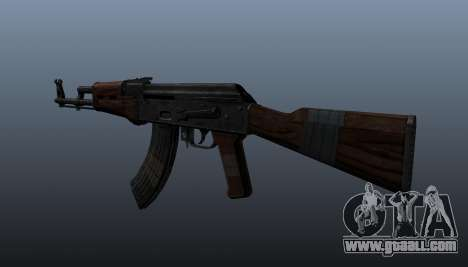 AK-47 v2 for GTA 4 second screenshot