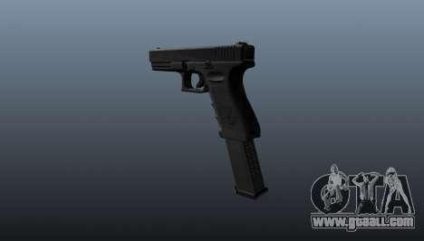 Glock 18 Akimbo v1 for GTA 4 second screenshot