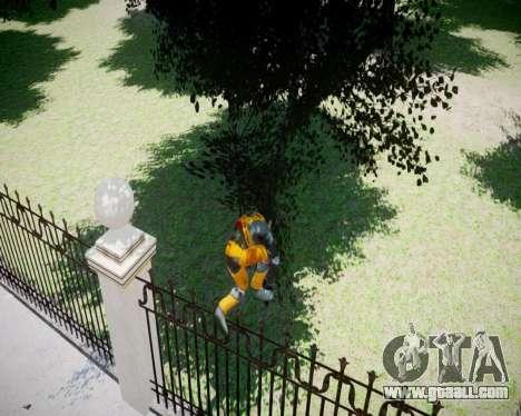 Gordon Freeman for GTA 4 fifth screenshot