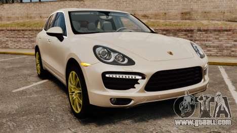 Porsche Cayenne Turbo 2012 v3.5 for GTA 4