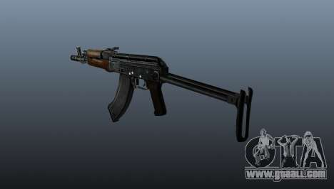 Khyber Pass AK-47 for GTA 4 second screenshot