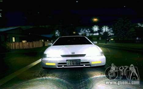 Honda Accord Wagon for GTA San Andreas left view