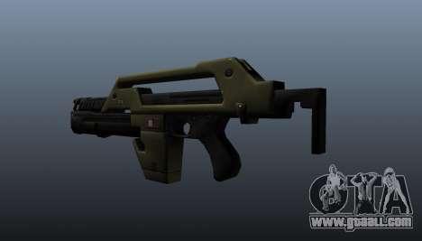 Rifle M41A L-E-N Killer for GTA 4 second screenshot