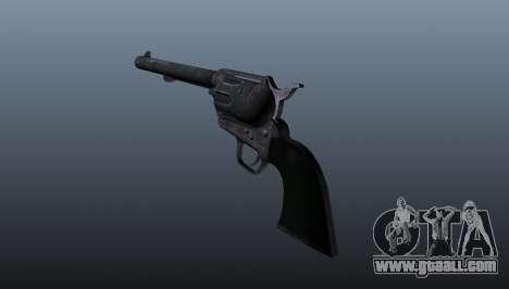 Cattleman Revolver for GTA 4 second screenshot