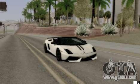 ENB VI for Low PCs for GTA San Andreas third screenshot