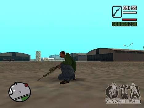 SDO for GTA San Andreas third screenshot