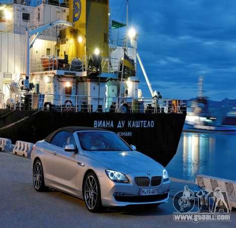 BMW boot screen for GTA 4 third screenshot