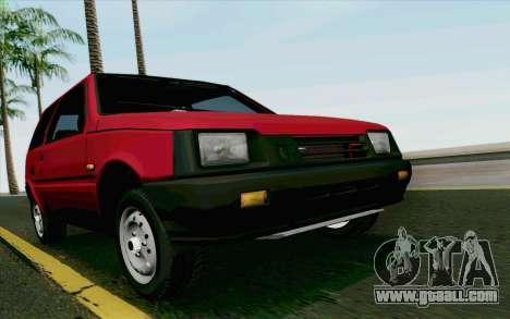Kamaz Oka for GTA San Andreas