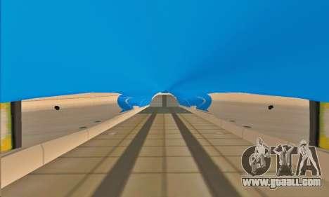 Andromada GTA V for GTA San Andreas interior