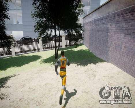 Gordon Freeman for GTA 4 eighth screenshot