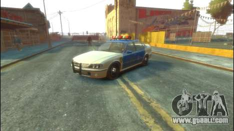 Police from the GTA 5 for GTA 4