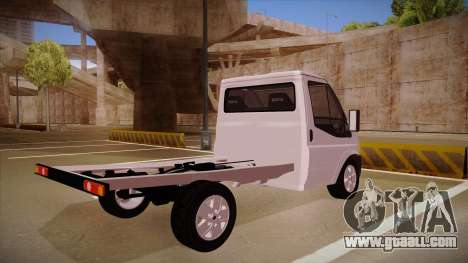 Ford Transit Drift Car for GTA San Andreas right view