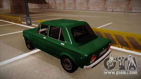 Zastava 128 1995 for GTA San Andreas back left view