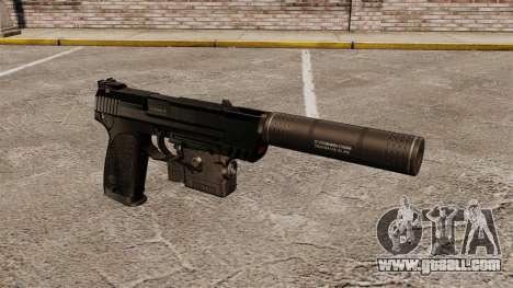 HK USP Pistol for GTA 4