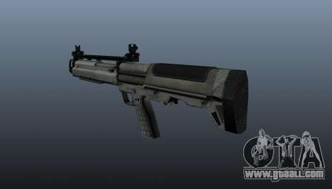 Kel-Tec KSG shotgun 12 v2 for GTA 4 second screenshot