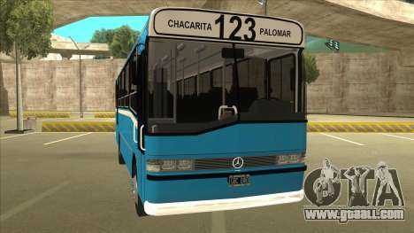 Mercedes-Benz OHL-1320 Linea 123 for GTA San Andreas left view