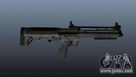 Kel-Tec KSG shotgun 12 v2 for GTA 4 third screenshot
