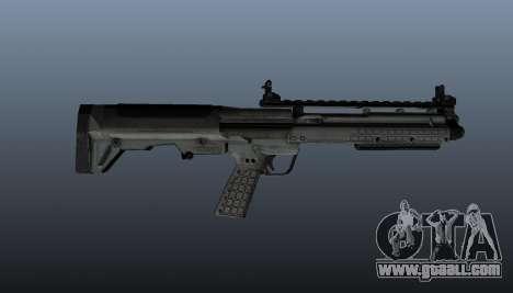 Kel-Tec KSG shotgun 12 v2 for GTA 4 third screenshot