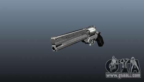 Trigun Revolver for GTA 4