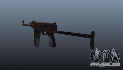 China 79 submachine gun Type SMG for GTA 4 second screenshot