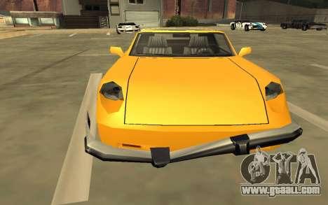 GTA V to SA: Realistic Effects v2.0 for GTA San Andreas eleventh screenshot