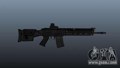 Rifle SIG SG 751 v1 for GTA 4 third screenshot