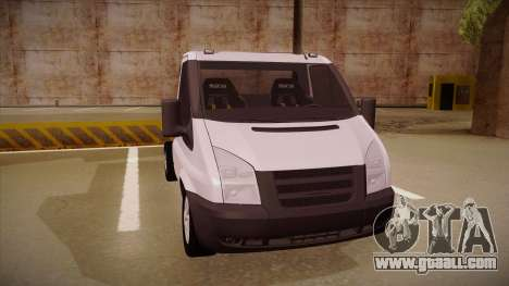 Ford Transit Drift Car for GTA San Andreas left view