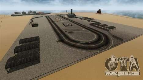 Destination Deserted City for GTA 4 third screenshot