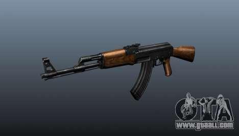AK-47 v2 for GTA 4