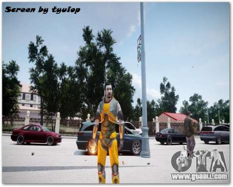 Gordon Freeman for GTA 4
