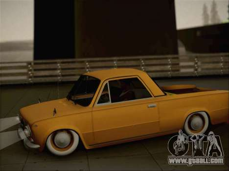 VAZ 2101 Resto for GTA San Andreas left view