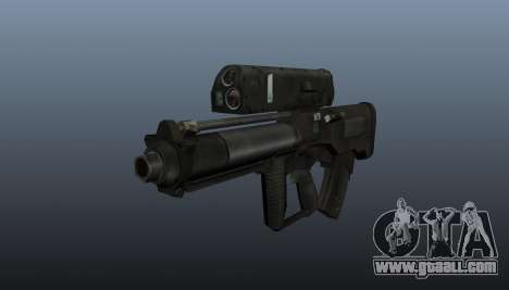 The XM-25 grenade launcher for GTA 4
