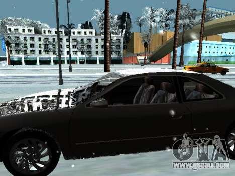 Lincoln Continental Mark VIII 1996 for GTA San Andreas interior