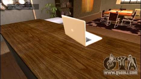 Macbook Air for GTA 4 third screenshot