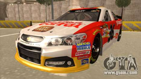 Chevrolet SS NASCAR No. 36 Golden Corral for GTA San Andreas