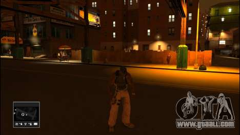 GTA V Radar for GTA 4 third screenshot