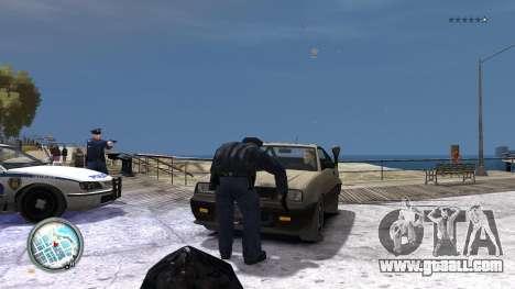 Map-Radar-HUD Pack for GTA 4 seventh screenshot
