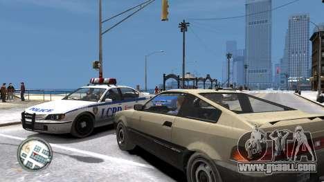 Map-Radar-HUD Pack for GTA 4 fifth screenshot